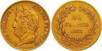 40 Francs Gold 1833  A Frankreich Louis Philippe I. 1830-1848. Sehr sch... 525,00 EUR