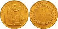 50 Francs Gold 1904  A Frankreich Dritte Republik 1870-1940. Vorzüglich... 1450,00 EUR