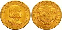 20 Colones Gold 1899 Costa Rica Republik seit 1848. Vorzüglich +  1200,00 EUR