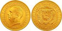 30 Pesos Gold 1955 Dominikanische Republik Republik seit 1865. Kleine K... 1100,00 EUR