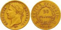 20 Francs Gold 1812  W Frankreich Napoleon I. 1804-1814, 1815. Leicht j... 325,00 EUR