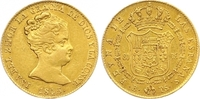 80 Reales Gold 1845  B Spanien Isabel II. 1833-1868. Sehr schön  375,00 EUR  +  7,00 EUR shipping