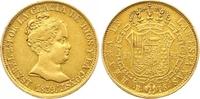 80 Reales Gold 1839  B Spanien Isabel II. 1833-1868. Sehr schön - vorzü... 375,00 EUR  +  7,00 EUR shipping