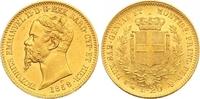 20 Lire Gold 1858 Italien-Sardinien Vittorio Emanuele II. 1849-1878. Wi... 475,00 EUR  zzgl. 7,00 EUR Versand