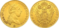 Doppeldukat Gold 1786  A Haus Habsburg Josef II. 1780-1790. Fast vorzüg... 825,00 EUR  +  7,00 EUR shipping