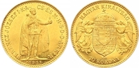 10 Kronen Gold 1911 Haus Habsburg Franz Joseph I. 1848-1916. Winziger R... 165,00 EUR  +  7,00 EUR shipping