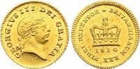 Third Guinea Gold 1810 Großbritannien George III. 1760-1820. Winzige Sc... 775,00 EUR  +  7,00 EUR shipping