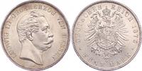 5 Mark 1875  H Hessen Ludwig III. 1848-1877. Prachtexemplar. Vorzüglich... 6900,00 EUR free shipping