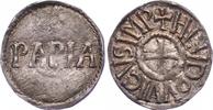 Pfennig  814-840 n. Chr. Italien-Pavia Ludwig der Fromme 814-840. Schön... 1275,00 EUR free shipping