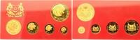 5, 10, 25, 50 und 100 Dollars Gold 1992  L Singapur  Winzige Flecken, P... 2550,00 EUR free shipping