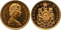 20 Dollars Gold 1967 Kanada Elizabeth II. Seit 1952. Etui und Zertifika... 700,00 EUR  +  7,00 EUR shipping