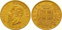 20 Lire Gold 1862 Italien-Königreich Vittorio Emanuele II. 1859-1861-18... 235,00 EUR