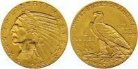 5 Dollars Gold 1908 Vereinigte Staaten von Amerika  Sehr schön - vorzüg... 385,00 EUR