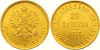 20 Markkaa Gold 1913  S Finnland Nikolaus II. von Russland 1894-1917. V... 475,00 EUR