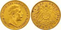 10 Mark Gold 1905  A Preußen Wilhelm II. 1888-1918. Sehr schön  175,00 EUR