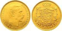 20 Kronen Gold 1913 Dänemark Christian X. 1912-1947. Winz. Randfehler, ... 325,00 EUR  +  7,00 EUR shipping