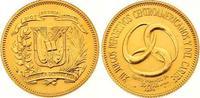 30 Pesos Gold 1974 Dominikanische Republik Republik seit 1865. Stempelg... 450,00 EUR