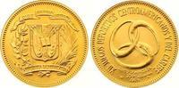 30 Pesos Gold 1974 Dominikanische Republik Republik seit 1865. Stempelg... 450,00 EUR  +  7,00 EUR shipping