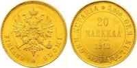 20 Markkaa Gold 1912  S Finnland Nikolaus II. von Russland 1894-1917. F... 545,00 EUR