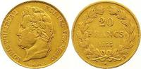20 Francs Gold 1835  B Frankreich Louis Philippe I. 1830-1848. Sehr sch... 350,00 EUR  +  7,00 EUR shipping
