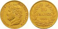 20 Francs Gold 1841  A Frankreich Louis Philippe I. 1830-1848. Sehr sch... 265,00 EUR  +  7,00 EUR shipping