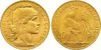 20 Francs Gold 1913  A Frankreich Dritte Republik 1870-1940. Vorzüglich... 265,00 EUR  +  7,00 EUR shipping