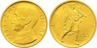 50 Lire Gold 1931 Italien-Königreich Vittorio Emanuele III. 1900-1946. ... 425,00 EUR