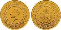 50 Piaster Gold 1972 Türkei Republik. Stempelglanz  145,00 EUR  +  7,00 EUR shipping