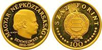 100 Forint Gold 1968 Ungarn Volksrepublik 1949-1989. Polierte Platte  340,00 EUR