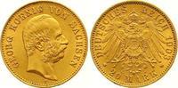 20 Mark Gold 1903  E Sachsen Georg 1902-1904. Fast vorzüglich  650,00 EUR