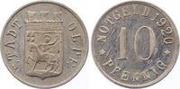 Silberabschlag von den Stempeln des 10 Pfennig 1920 Olpe  Vorzüglich - ... 350,00 EUR