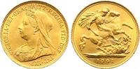 Half Sovereign Gold 1901 Großbritannien Victoria 1837-1901. Vorzüglich ... 245,00 EUR  +  7,00 EUR shipping