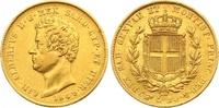 20 Lire Gold 1849 Italien-Sardinien Carlo Alberto 1831-1849. Sehr schön... 285,00 EUR  zzgl. 7,00 EUR Versand