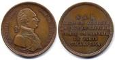 Kupferabschlag / 2 Francs 1806 Bayern / Ba...