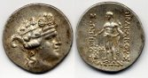 Tetradrachm 168-148 BC ISLANDS of THRACE /...