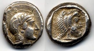 Stater 440-410 BC DYNAST OF LYCIA / Lykien...