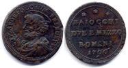 Italy / Italien 2½ Baiocchi Papal state / Stato pontificio - Pius VI 1775-1799