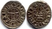 BI Denier tournois  Crusaders / Kreuzfahrer Principality of Achaea - Ph... 140,00 EUR  zzgl. 10,00 EUR Versand