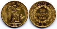 20 Francs 1848 A France / Frankreich Second republic / Zweite Republik ... 900,00 EUR  zzgl. 12,00 EUR Versand
