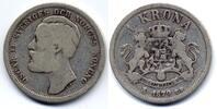 1 krona 1879 Schweden / Sweden Oskar II Schön  9,00 EUR  zzgl. 6,00 EUR Versand