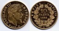 10 Francs 1866 A France / Frankreich Napol...