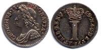 AR 1 Penny 1759 Great Britain / Grossbritanien George II MS62+ / fast S... 140,00 EUR  zzgl. 10,00 EUR Versand