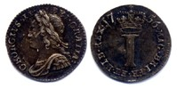 AR 1 Penny 1756 Great Britain / Grossbritanien George II AU58 / vzgl  50,00 EUR  zzgl. 8,00 EUR Versand