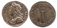 AR 1 Penny 1756 Great Britain / Grossbritanien George II MS62 / vzgl-Stgl  90,00 EUR  zzgl. 10,00 EUR Versand
