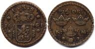 2 1/2 öre KM 1661 Schweden / Sweden Karl XI Sehr schön  3000,00 EUR  zzgl. 15,00 EUR Versand