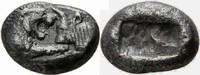 1/2 Stater / Siglos 560-546 BC LYDIA / LYDIEN Kroisos / Krösus 560-546 ... 800,00 EUR
