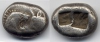 1/2 Stater / Siglos 560-546 BC LYDIA / LYDIEN Kroisos / Krösus 560-546 ... 450,00 EUR