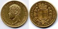 50 Lire 1836 Torino Italy / Italien Sardina, Carlo Alberto Sehr schön  2400,00 EUR  zzgl. 15,00 EUR Versand