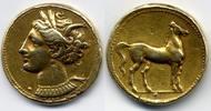 AV Stater 310-290 BC Carthage / Karthago  Sehr schön-vzgl  3600,00 EUR  zzgl. 15,00 EUR Versand