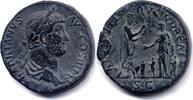 AR Sestertius / Sesterz 134-138 AD Roman Empire / Römische Kaiserzeit H... 6000,00 EUR  zzgl. 15,00 EUR Versand